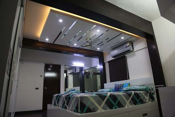 Bedroom by Vdezin Interiors