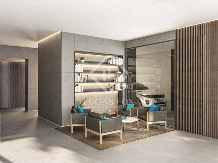 Living room by Ricardo Castineiras - Homify