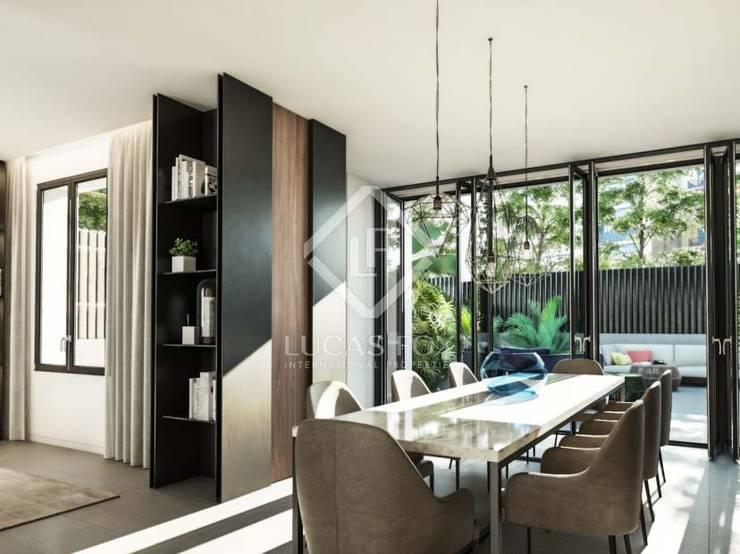 Dining room by Ricardo Castineiras - Homify