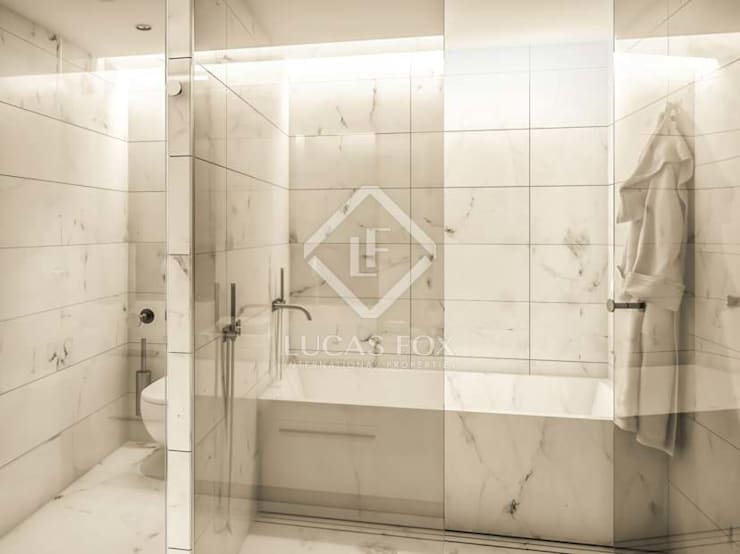 Bathroom by Ricardo Castineiras - Homify