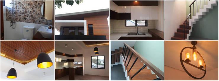 AURORA HOUSE:  Houses by ezpaze design+build