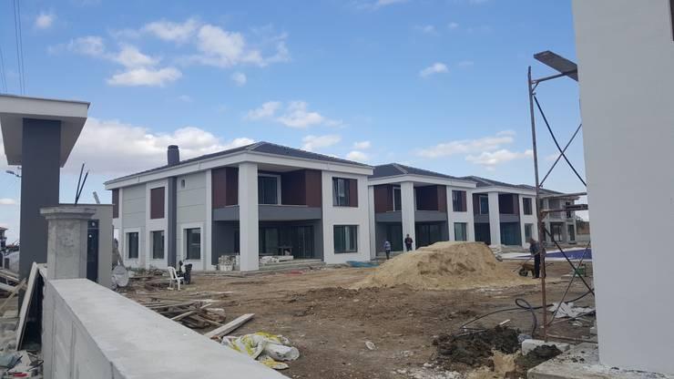 MAG Tasarım Mimarlık İnşaat Emlak San.ve Tic.Ltd.Şti. – Lüleburgaz Erdem Sitesi:  tarz Ofis Alanları