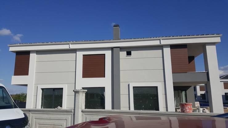 MAG Tasarım Mimarlık İnşaat Emlak San.ve Tic.Ltd.Şti. – Lüleburgaz Erdem Sitesi:  tarz Klinikler