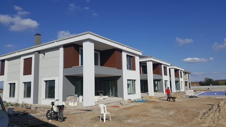 MAG Tasarım Mimarlık İnşaat Emlak San.ve Tic.Ltd.Şti. – Lüleburgaz Erdem Sitesi:  tarz Stadyumlar