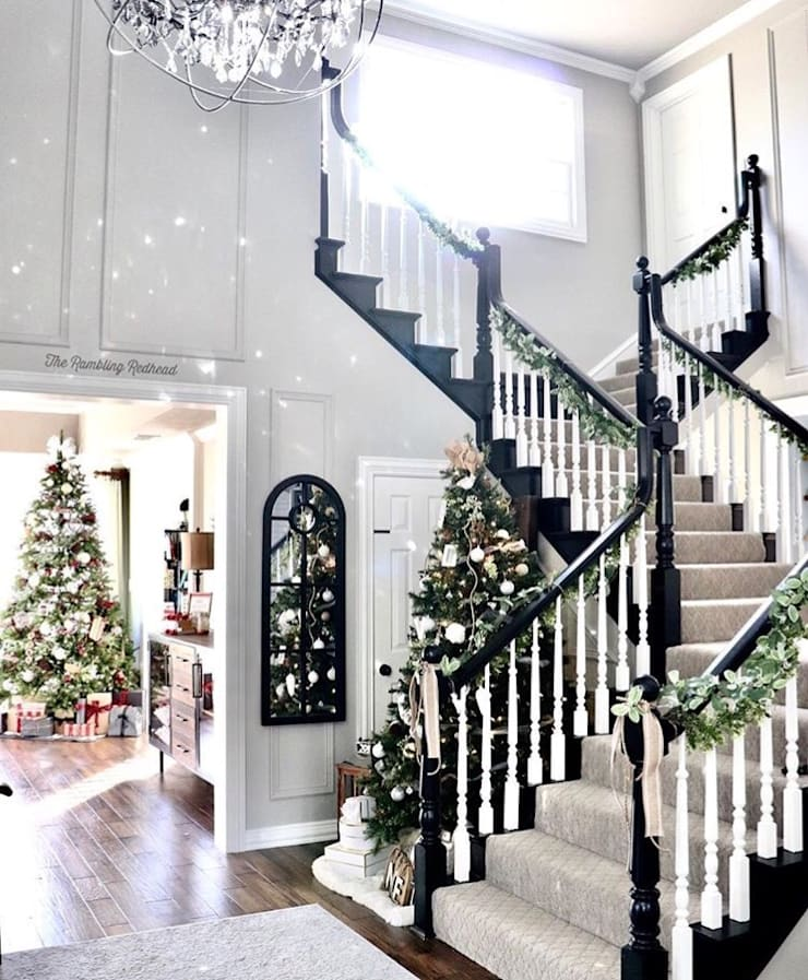 Stairs by Federica Rossi Interior Designer, Classic