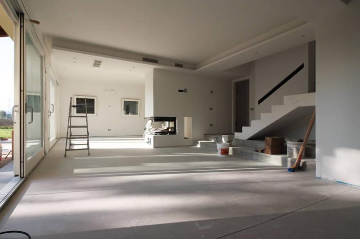 Work in progress:  in stile  di Flavia Benigni Architetto