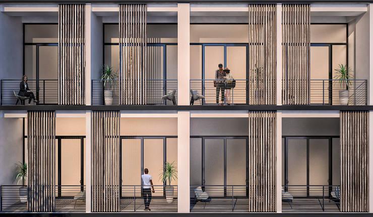 CH Hotel: Anexos de estilo  por NOGARQ C.A.