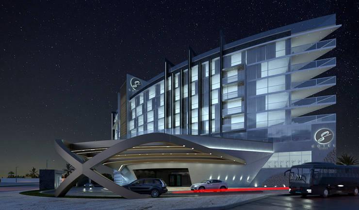 S Hotel: Anexos de estilo  por NOGARQ C.A.