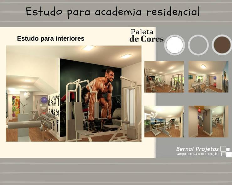 by Bernal Projetos - Arquitetos em Salvador