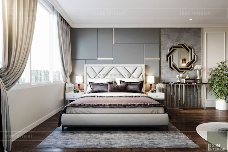 Bedroom by ICON INTERIOR,