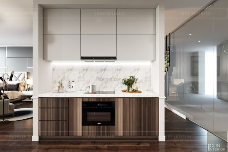 Kitchen by ICON INTERIOR,