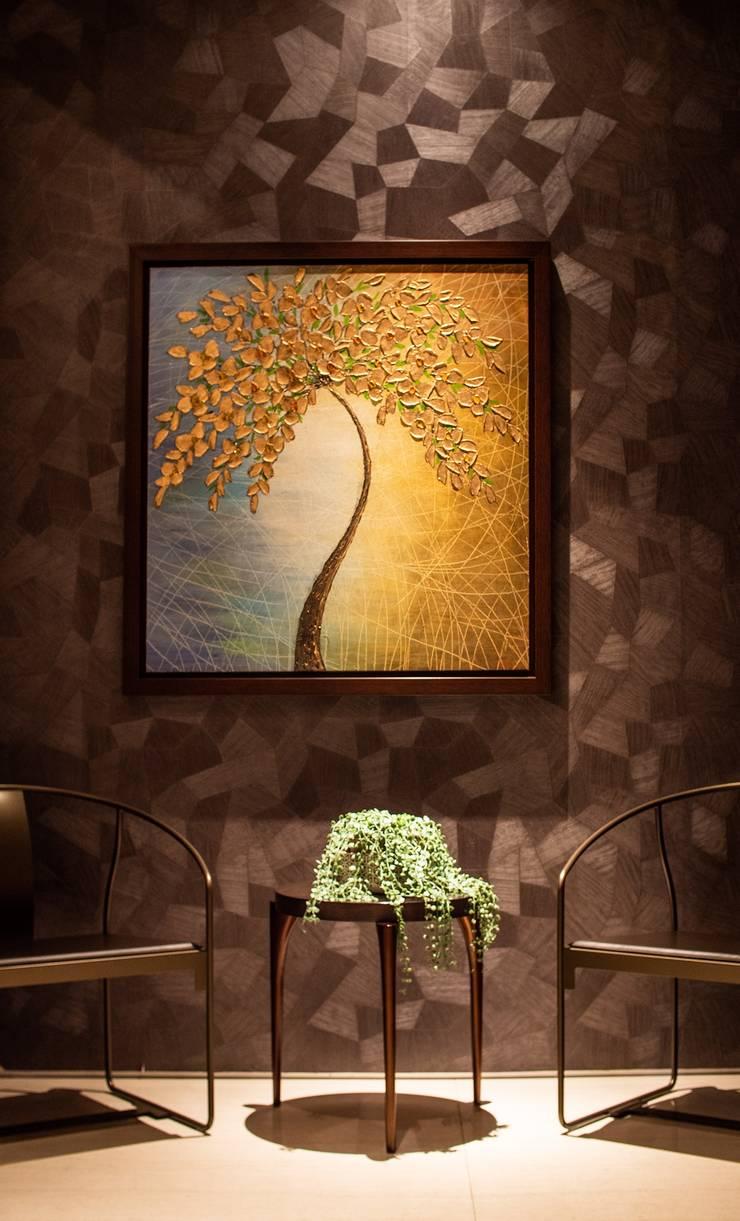 Ruang Tamu :  Ruang Keluarga by Bobos Design