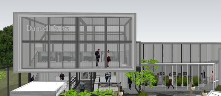substore view:  Pusat Perbelanjaan by A108 Designstudio
