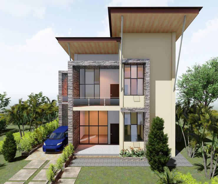 Tampak Depan :   by Adonara Design
