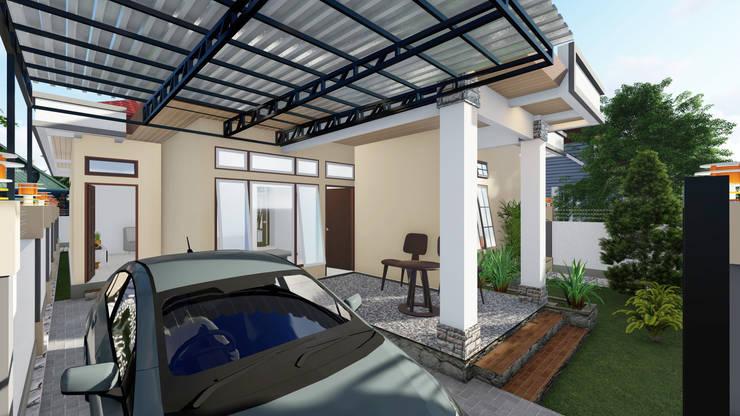 Garasi :   by Adonara Design