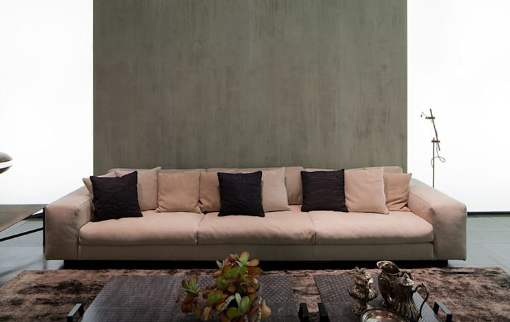 Henge家具:高端手工艺家具,意大利制作:  客廳 by 北京恒邦信大国际贸易有限公司