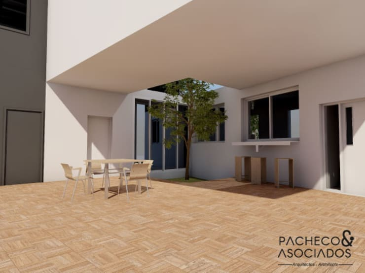 Patios & Decks by Pacheco & Asociados