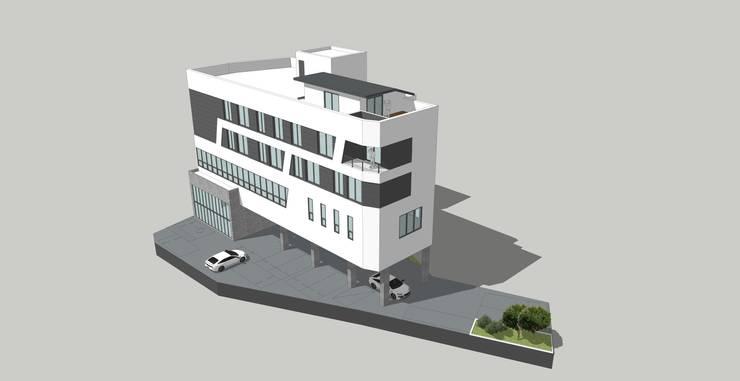 de estilo  de 건축일상, Moderno
