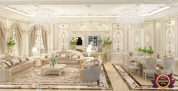 Astounding Interior Design:   by Luxury Antonovich Design