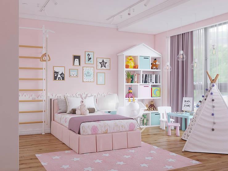 Loft&Home:  tarz Çocuk Odası