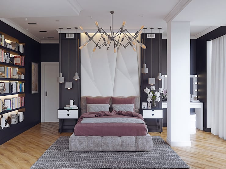 Bedroom by Loft&Home
