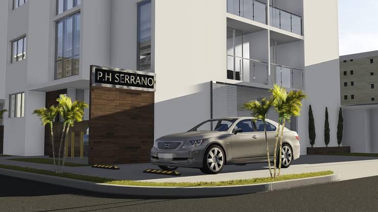 PROYECTO DEPARTAMENTOS EN PANAMÁ :  de estilo  por ACCAANACARRERO