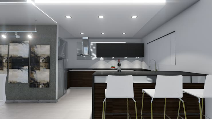 Kitchen units by ACCAANACARRERO,