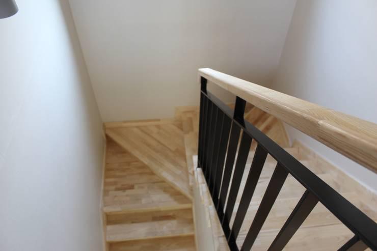 계단: 나무집협동조합의  계단