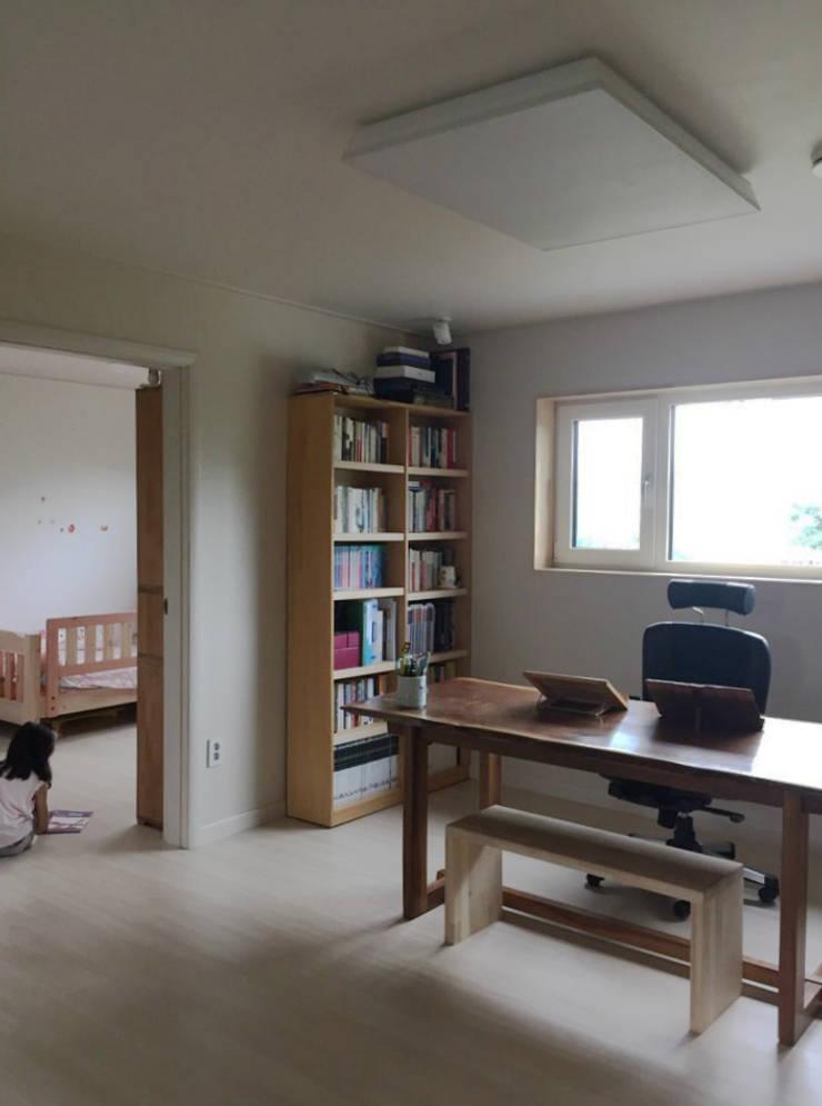 서재: 나무집협동조합의  서재 & 사무실