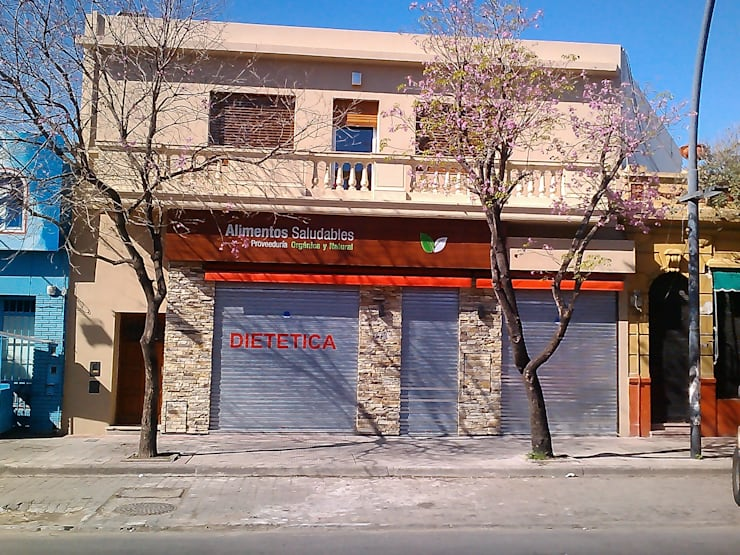تنفيذ Faerman Stands y Asoc S.R.L. - Arquitectos - Rosario