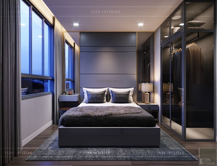 Bedroom by ICON INTERIOR