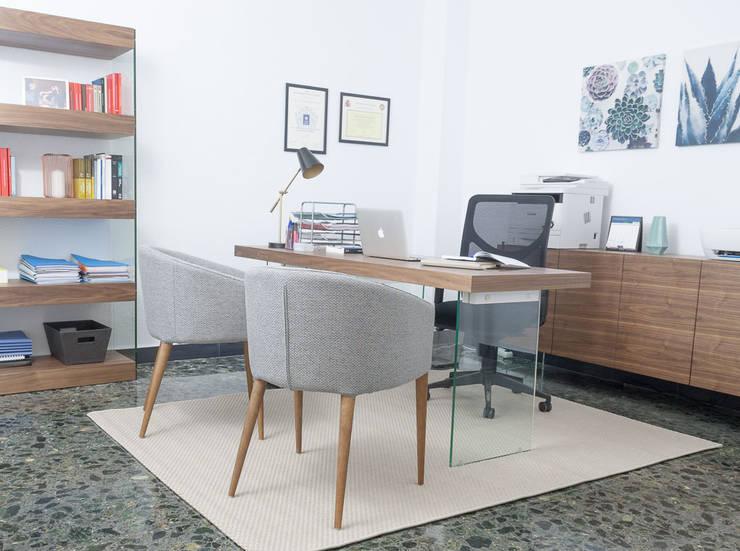 Muebles de despacho modernos en valencia for Muebles angel cerda