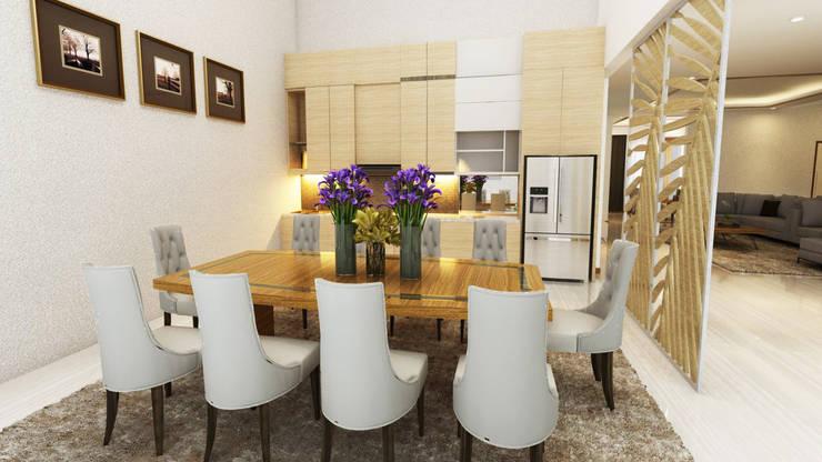 Private House:  Ruang Makan by Arsitekpedia