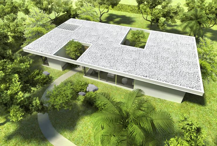 Будинки by SMF Arquitectos  /  Juan Martín Flores, Enrique Speroni, Gabriel Martinez
