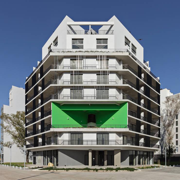 Multi-Family house by SMF Arquitectos  /  Juan Martín Flores, Enrique Speroni, Gabriel Martinez