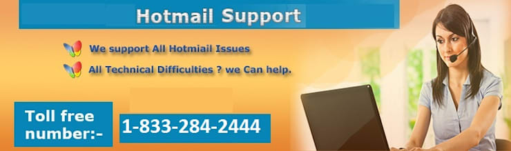 For Simple Solutions Contact 1-(833)-284-2444 Hotmail Service Number :   by anabelsmith.988