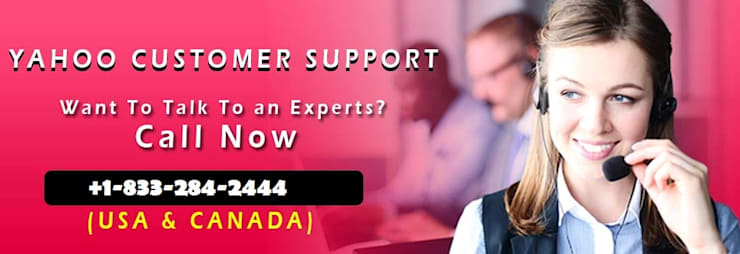 1-833-284-2444 Yahoo Support Number For Resolving Queries:   by anabelsmith.988