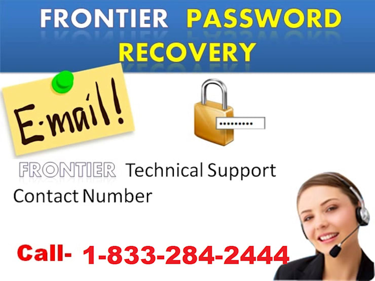 Call 1-833-284-2444 Frontier Mail Support Number For Login Your Password:   by anabelsmith.988