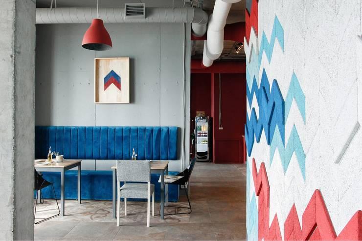 Пиццерия в городе высоких технологий Иннополис: Ресторации в . Автор – PlatFORM