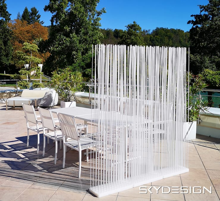 Terrace by www.skydesign.news - Raumteiler aus Berlin