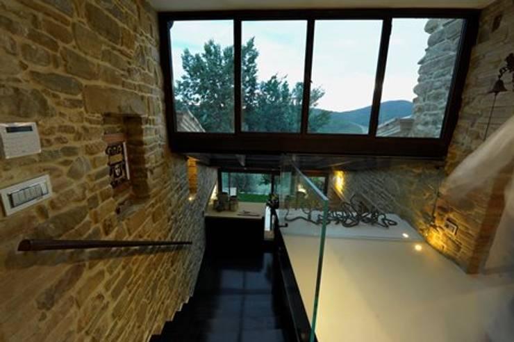 Stairs by Nico Van Der Meulen Architects