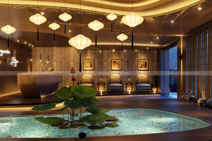 von A&More Architecture Asiatisch