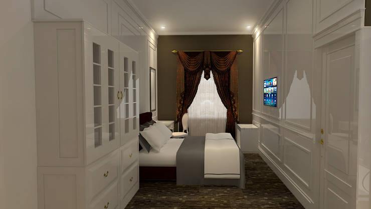 Bedroom by Arsitekpedia, Classic