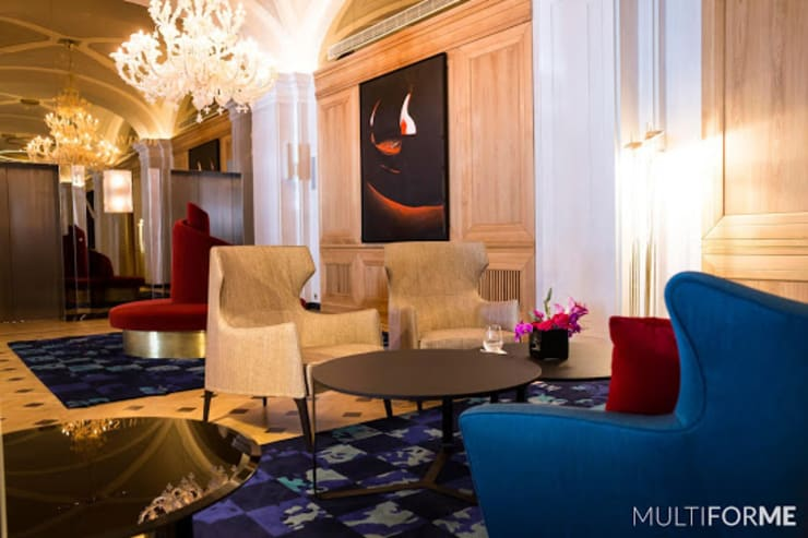 Hotels von MULTIFORME® lighting