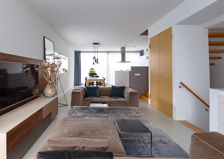 Salas de estar  por Regina Dijkstra Design