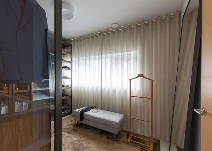 Dressing room by Regina Dijkstra Design