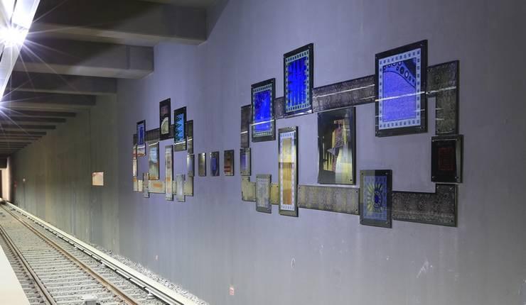 Projekty,  Stadiony zaprojektowane przez DESTONE YAPI MALZEMELERİ SAN. TİC. LTD. ŞTİ.