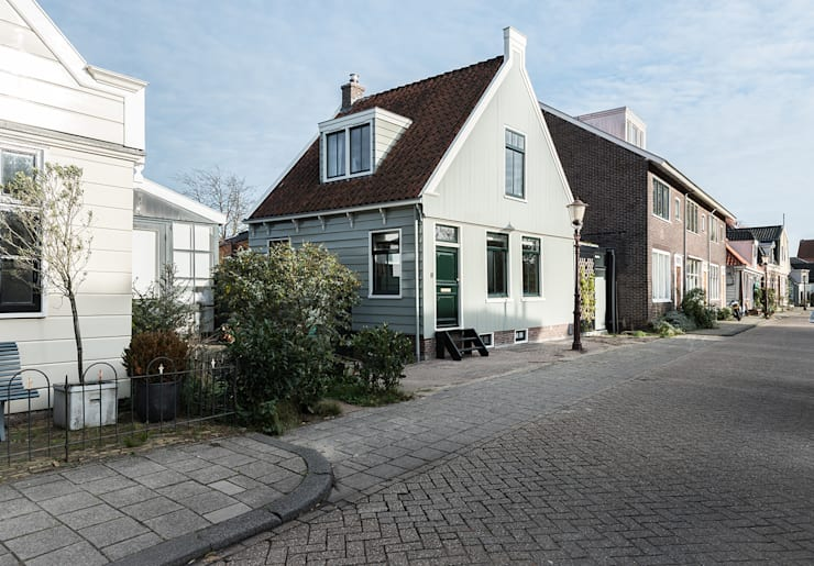 Houses by Dineke Dijk Architecten