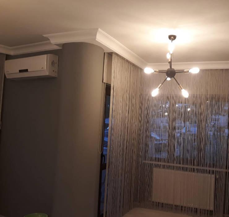 Evde Mimar – Stropiyer Uygulama:  tarz Oturma Odası