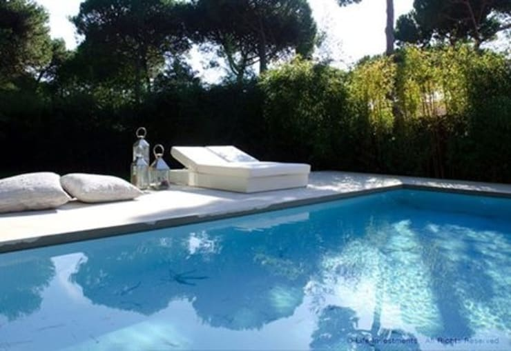 Garden Pool by Officina Boarotto